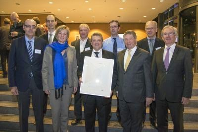Goodyear Wins Luxemburg Innovation Award 2014