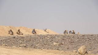 الجيش اليمني ينصب كميناً لمليشيا الحوثي الانقلابية في مأرب ويقتل جميع عناصرها