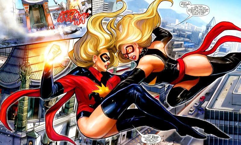 Ms. Marvel - Marvel Comics