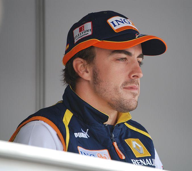 Flavio Briatore habla de Fernando Alonso