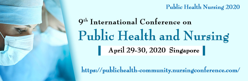 9<sup>th</sup> International Conference on  Public Health and Nursing