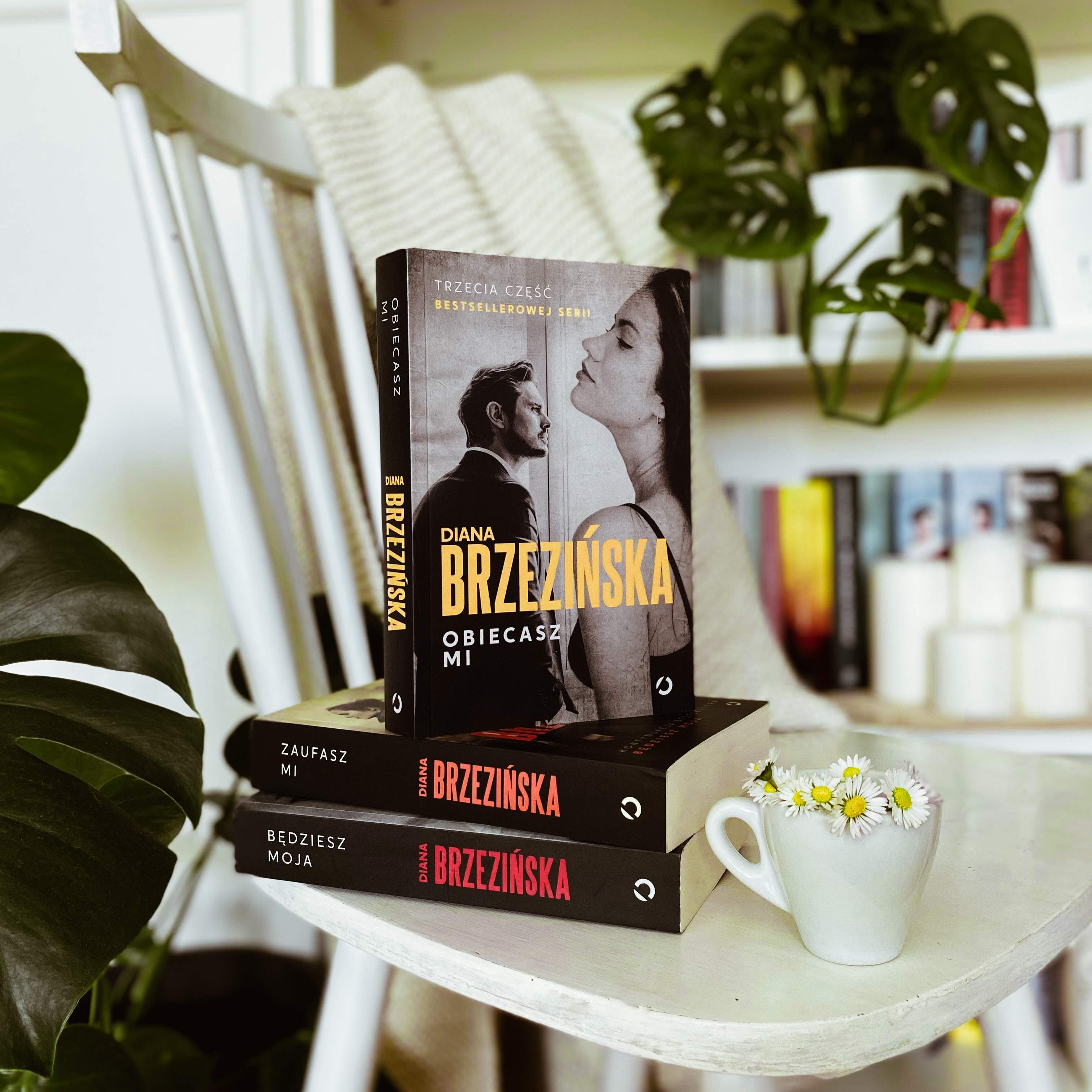 Obiecasz mi – Diana Brzezińska. Wilk i spółka