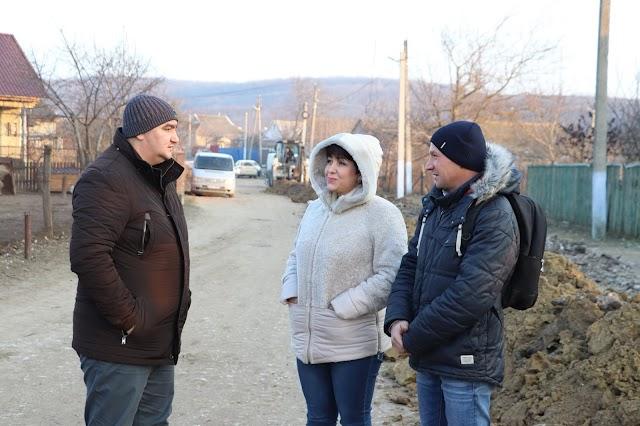 Grație investițiilor europene, circa 4400 de locutori  ai orașului Iargara din raionul Leova vor căpăta acces la o sursă sigură de apă potabilă