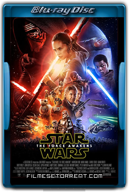 Star Wars - O Despertar da Força Torrent 2015 - 720p e 1080p BluRay Dublado