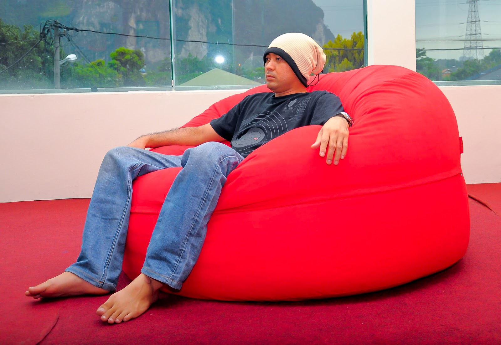 bean bag chair cost portable folding chairs for outdoors bags cheap malaysia