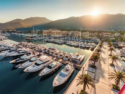Dugoročni zakup veza u Porto Montenegro