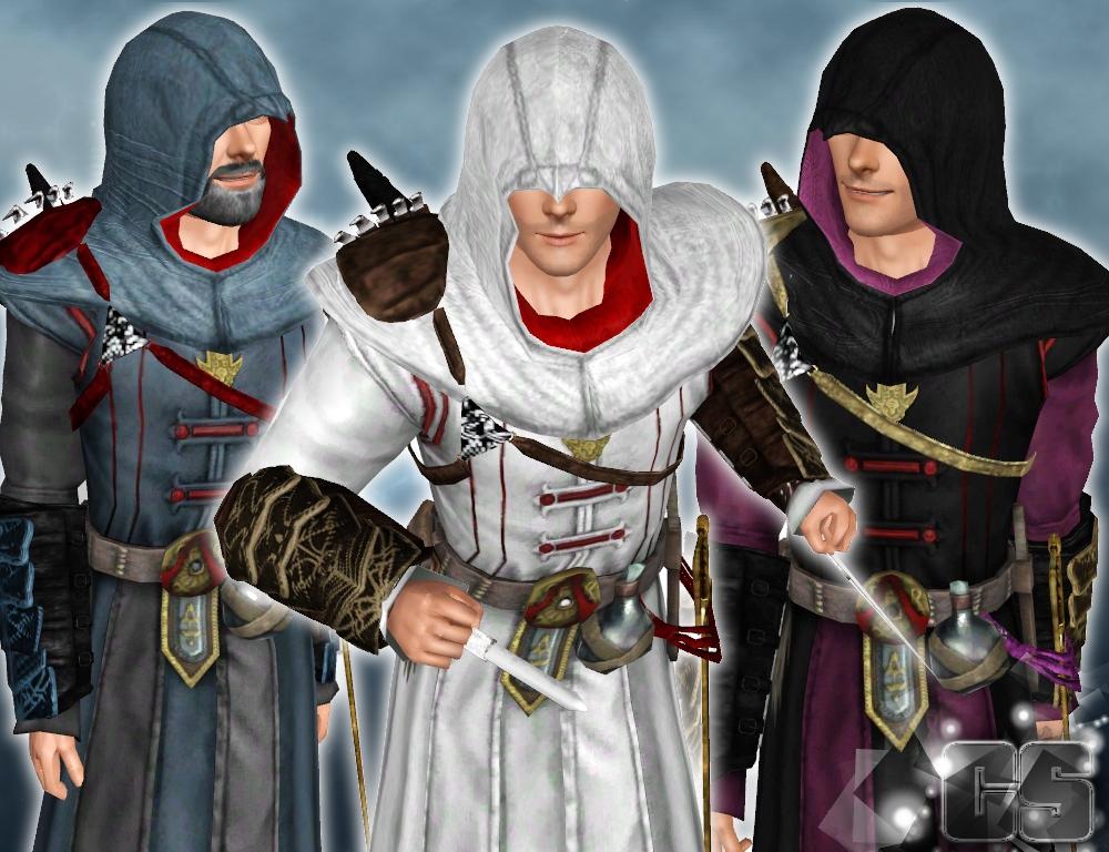 My Sims 3 Blog Assassin S Creed Set By Anita