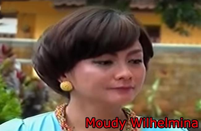 Moudy Wilhelmina pemeran Bu Nur, Ibunya Reno