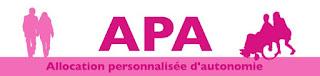 Allocation personnalisée d'autonomie (APA) pour le maintien à domicile : montant 2017