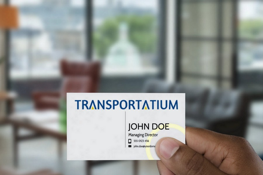 Transportatium Mock Card