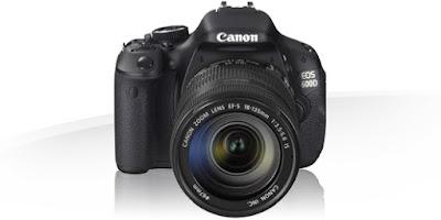 Canon EOS D6000 DSLRダウンロードフルドライバー