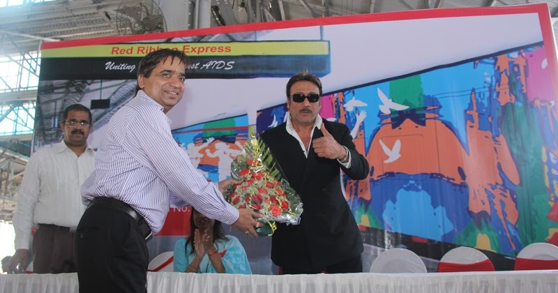 IEC-MDACS: Report: LAUNCH OF THE RED RIBBON EXPRESS 2012