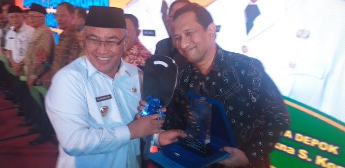 Realisasi Penerimaan Pajak Daerah Kota Depok Lampaui Target