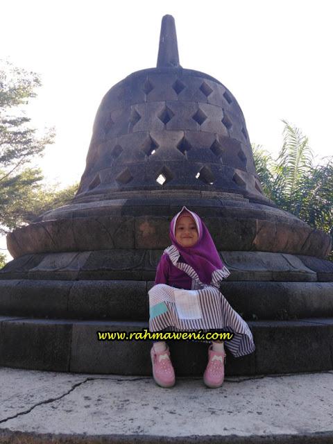 Miniatur Borobudur Big Garden Corner