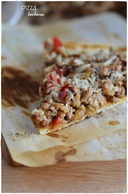 Pizza Barbacoa