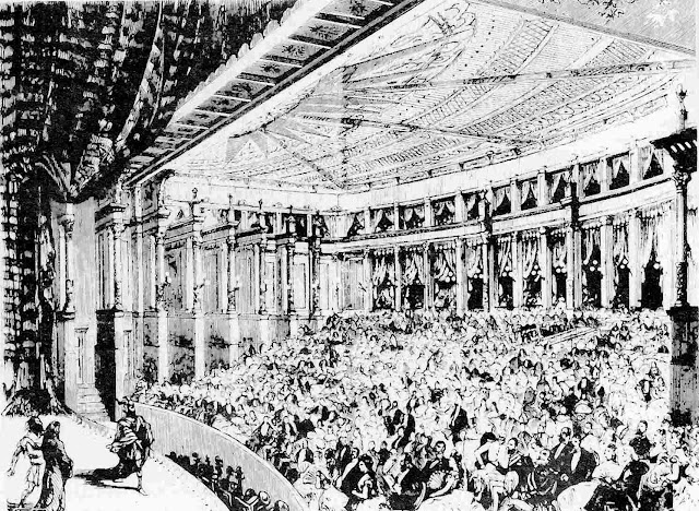 Wagner's Das Rheingold at Bayreuth in 1876