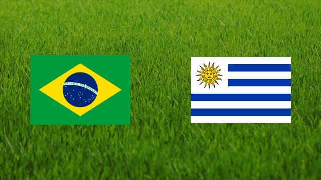 موعد مباراة البرازيل ضد أوروجواي والقنوات الناقلة في قمة الصراع على صدارة تصفيات كأس العالم بأمريكا الجنوبية