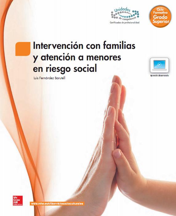 Intervención con familias y atención a menores en riesgo social – Grado Superior 2013