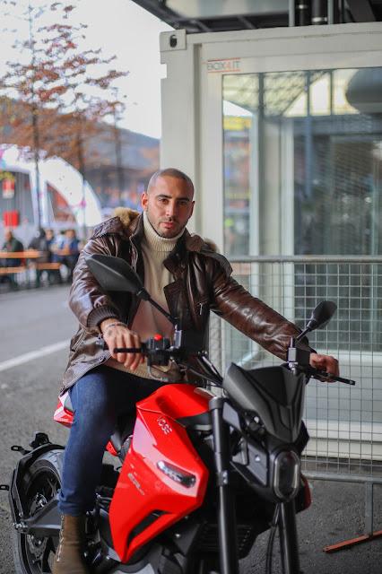 voge motocicletta elettrica