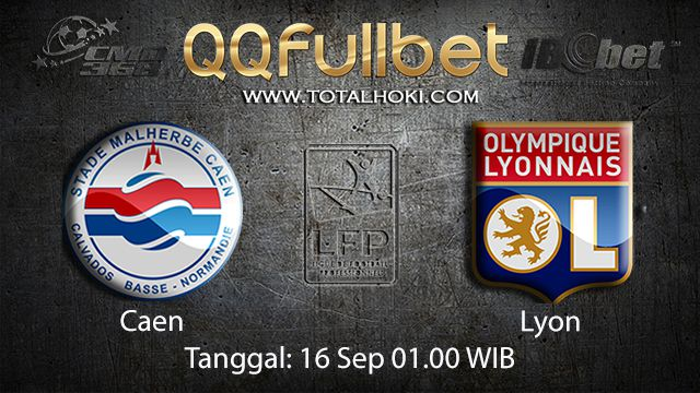 Prediksi Bola Jitu Caen vs Lyon 16 September 2018 ( French Ligue 1 )