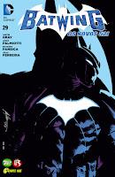 Os Novos 52! Batwing #29