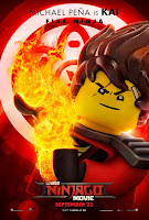 The Lego Ninjago Movie Poster 15