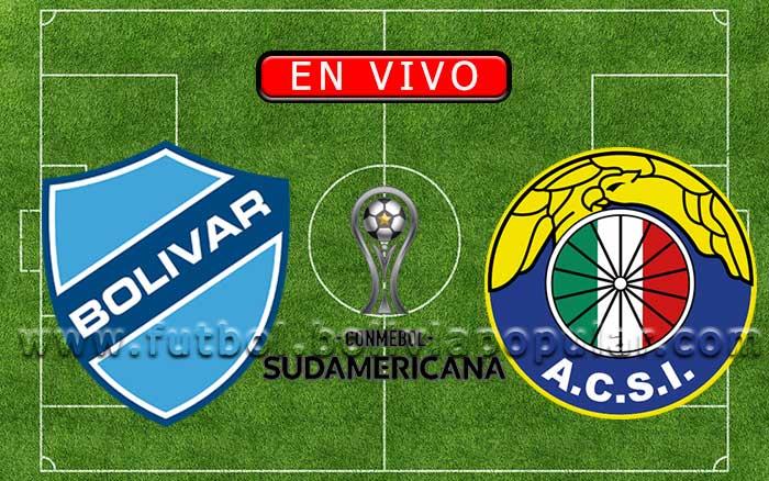 【En Vivo】Bolívar vs. Audax Italiano - Copa Sudamericana 2020