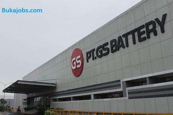 Lowongan Kerja PT Gs Battery Indonesia Terbaru 2019