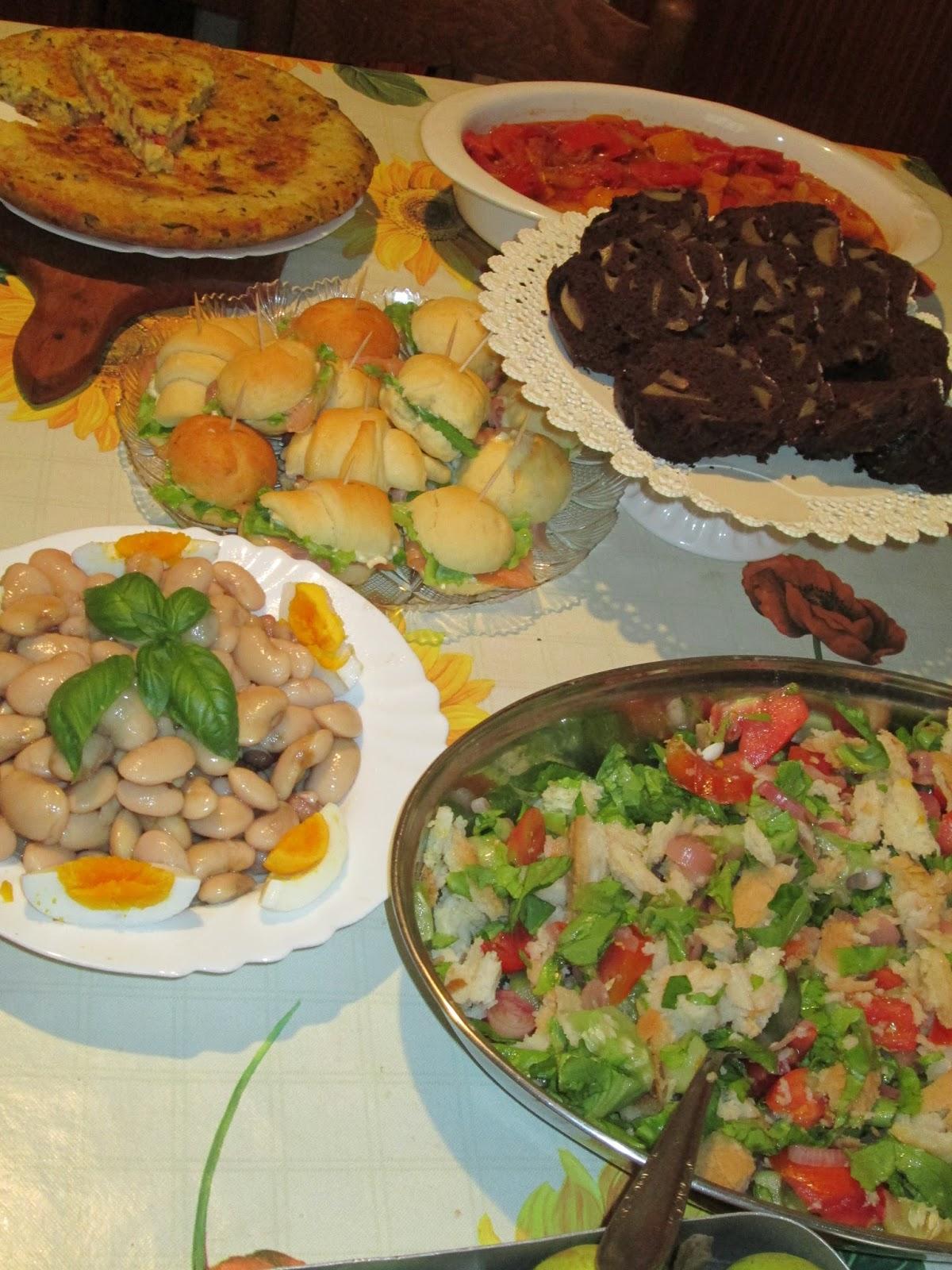 Raccontare un paese dalla mia cucina toscana Men  8 foto
