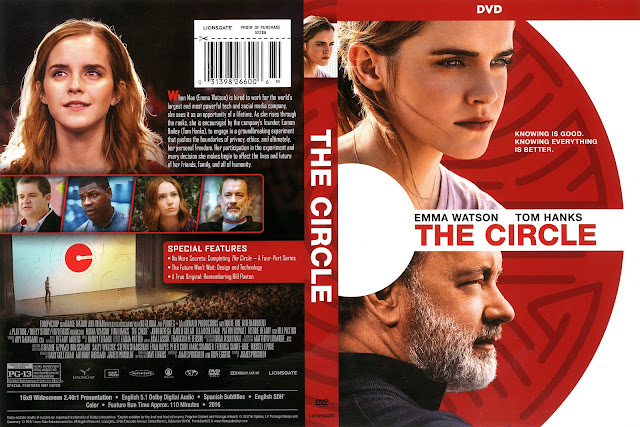 The Circle DVD Cover