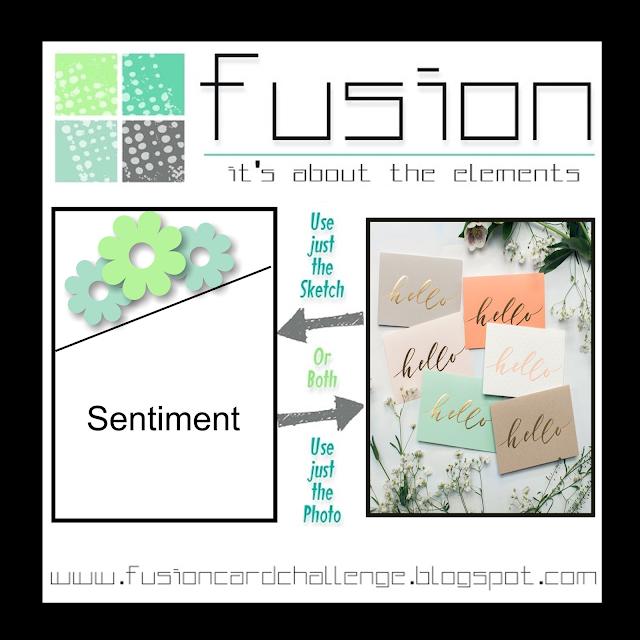 You had Me At Hello - Fusion Guest Designer
