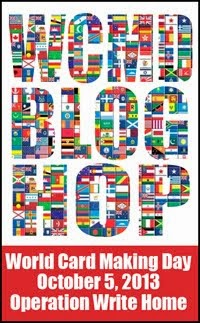 World Card-Making Day Blog Hop