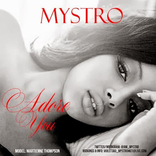 Mystro - Adore You (Cover)