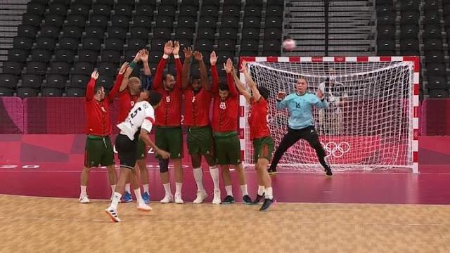 مصر تفتتح أولمبياد طوكيو بالتفوق على البرتغال
