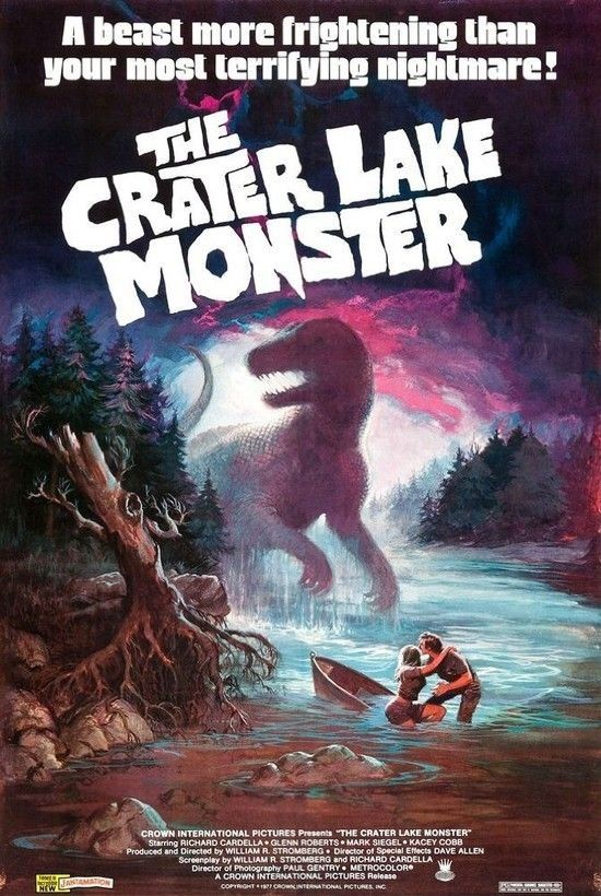 Watch The Crater Lake Monster Online Free 1977 Putlocker