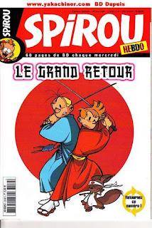 Spirou et Fantasio, le retour !