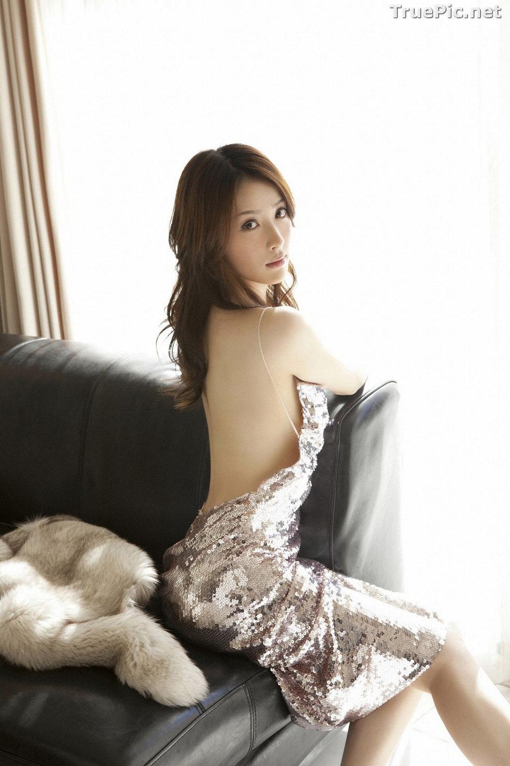 Image [YS Web] Vol.340 - Japanese Model and Actress - Saki Seto - TruePic.net - Picture-2