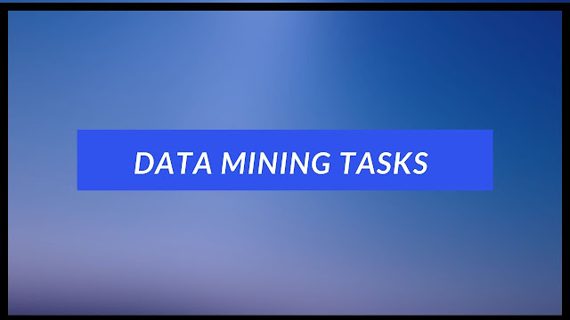 Data Mining Primitive Tasks