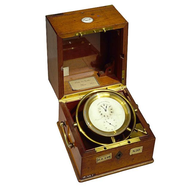 Breguet Naval Chronometer N° 5072