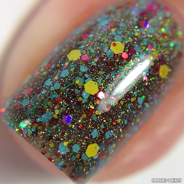 Poetry Cowgirl Nail Polish-Brain Candy