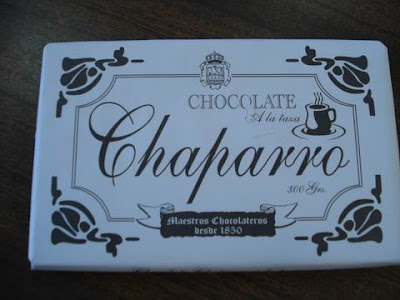 chocolate Chaparro