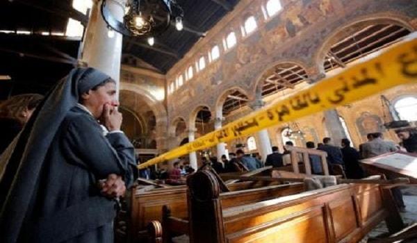 مجلس الامن يدين الهجوم الارهابى الجبان على الكنيسة البطرسية