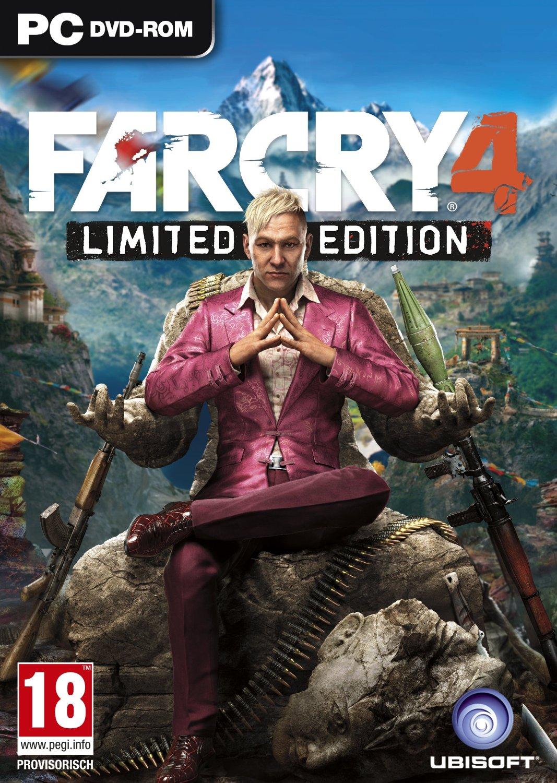 تحميل لعبة far cry 4 تورنت