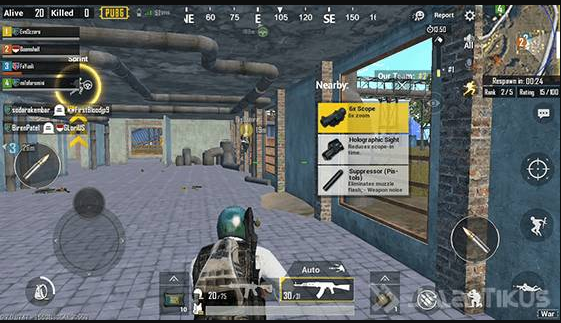 Want to get a Chicken Dinner in the PUBG Mobile War Mode? Here's how