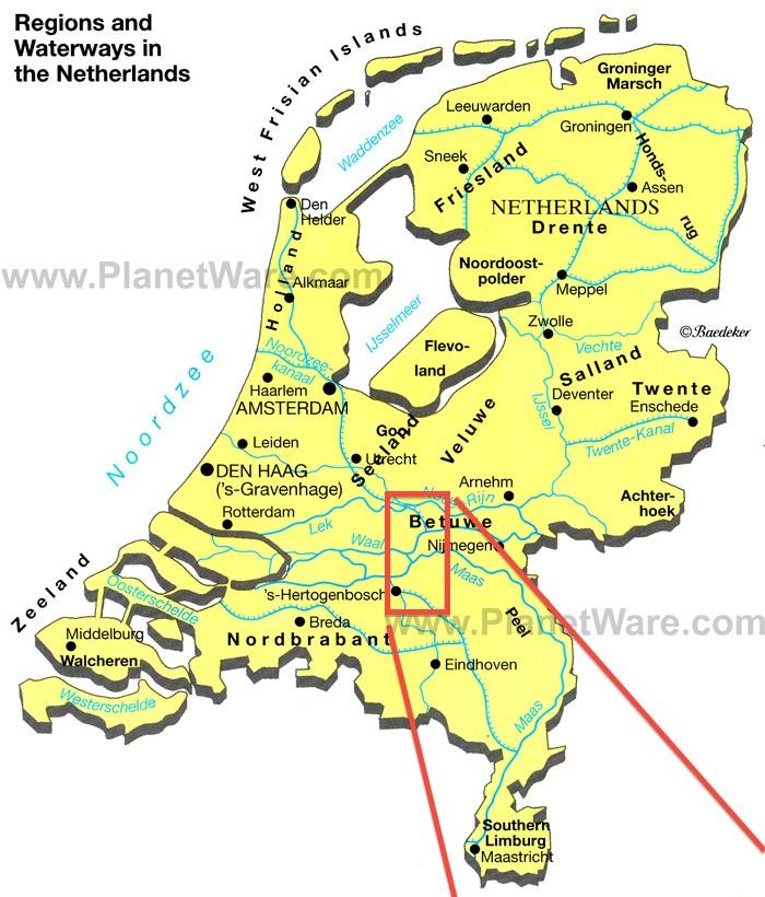 Tire Places Open Today >> Netherlands Bikeways: Rondje Betuwe - Day 3