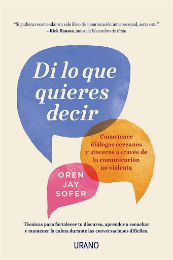 Di lo que quieres decir | Oren Jay Sofer