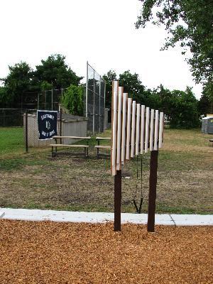 Xylophone Eastham Playground
