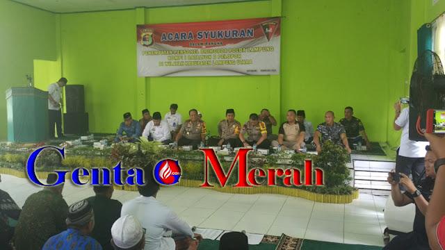 Empat Kabupaten Rawan Begal, Kapolda Lampung Tempatkan Brimob