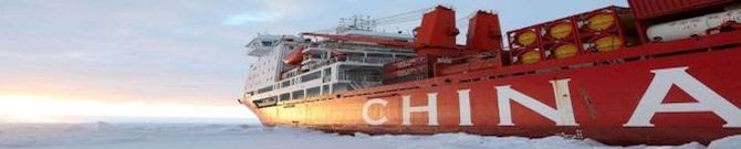 China Steps Up Plans For Arctic Foray Raising Fears of Military Build-Up