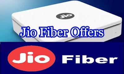 Jio Fiber Offers